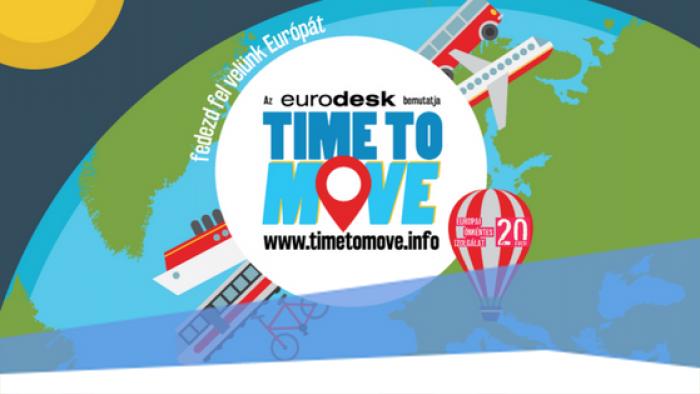 Café+: Time to Move. Téged mi mozgat meg?