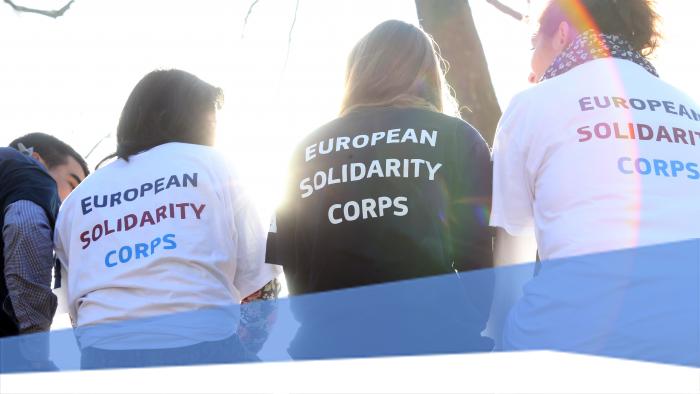 Elstartolt az Európai Szolidaritási testület magyar nyelvű oldala