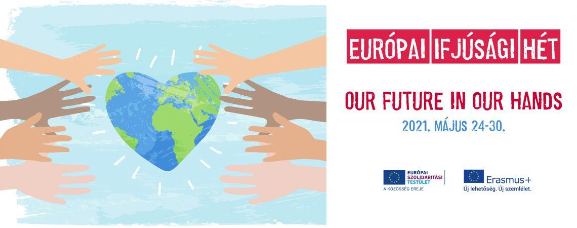 Érkezik az Európai Ifjúsági Hét!