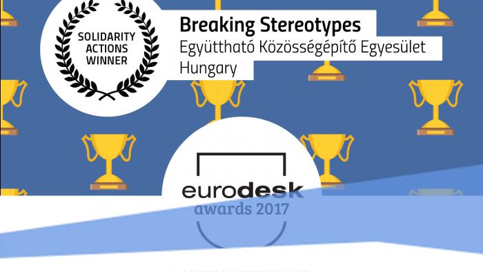 Eurodesk Díj 2017