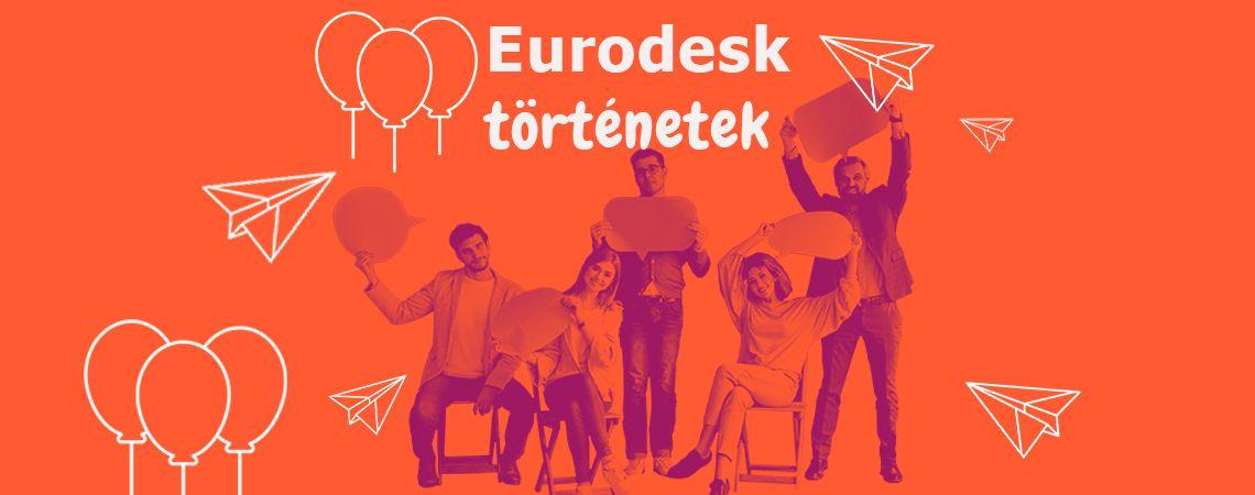 Eurodesk történetek: Ifjúsági konferenciák, pályaorientációs nap és nemzetközi projektek Tatabányán