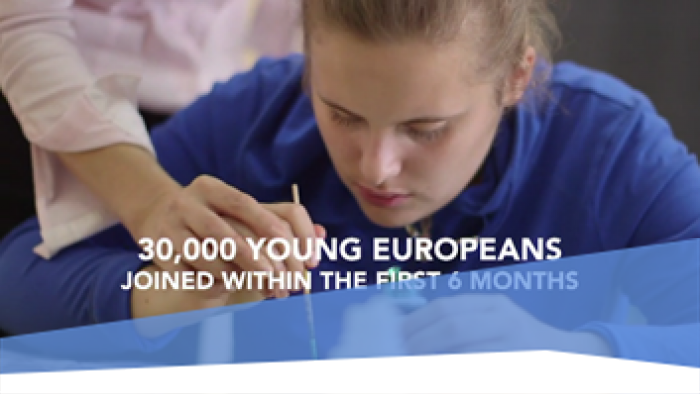 Fél éves az Európai Szolidaritási Testület