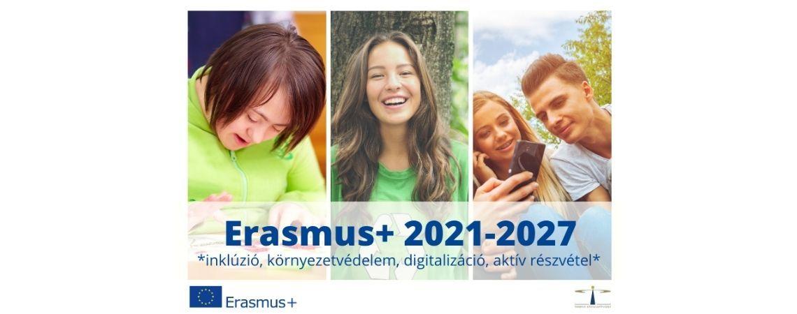 Ilyen újdonságok várhatók az Erasmus+ ifjúság területén!