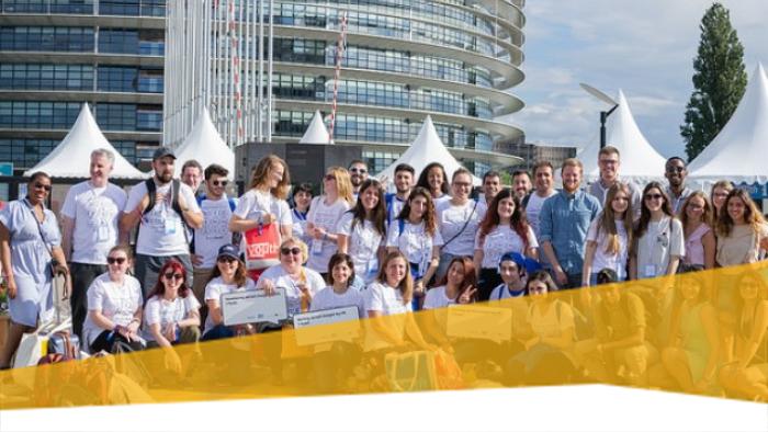 Lezajlott az Európai Ifjúsági Találkozó – A nemzetközi Eurodesk két eseménnyel képviselte magát.