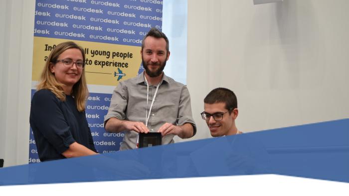 Magyar szervezet az Eurodesk Awards 2019 díjazottjai között