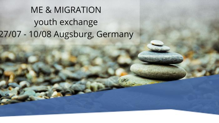 Me&Migration Ifjúsági csere