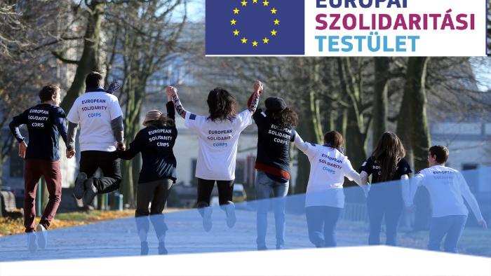 Megjelent a 2019-es Európai Szolidaritási Testület Pályázati útmutató!