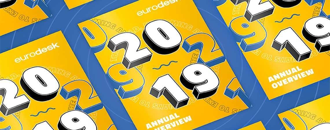 Megjelent a nemzetközi Eurodesk hálózat éves kiadványa