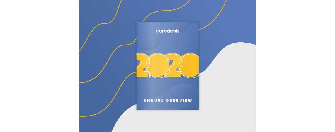 Megjelent az Eurodesk hálózat éves kiadványa