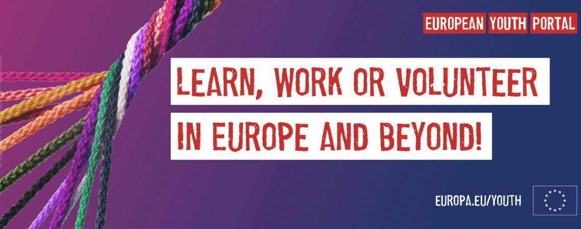 Megújult az Európai Ifjúsági Portál!