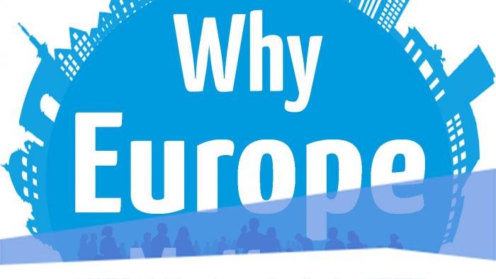 Miért fontos Európa?