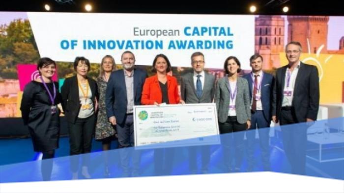 Nantes az Innováció Európai Fővárosa 2019-ben