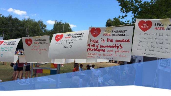 A No Hate Speech Mozgalom ősszel sem tétlenkedik