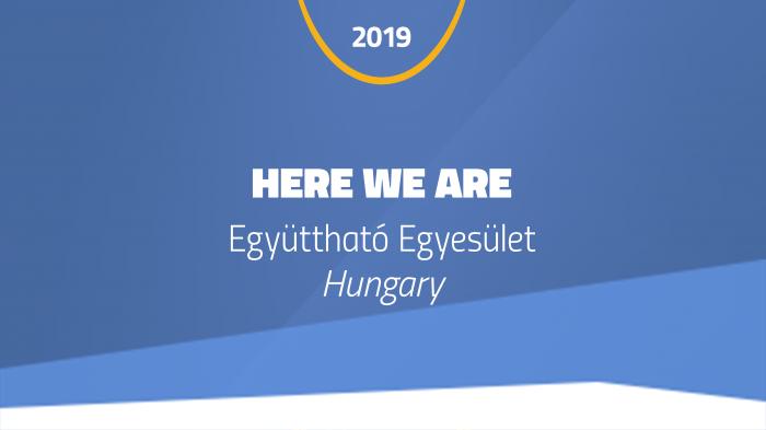 Nyert az EgyüttHató Egyesület a 2019-es Eurodesk Awards-on