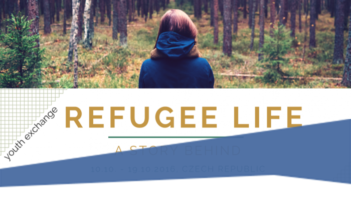 Refugee Life - A story behind