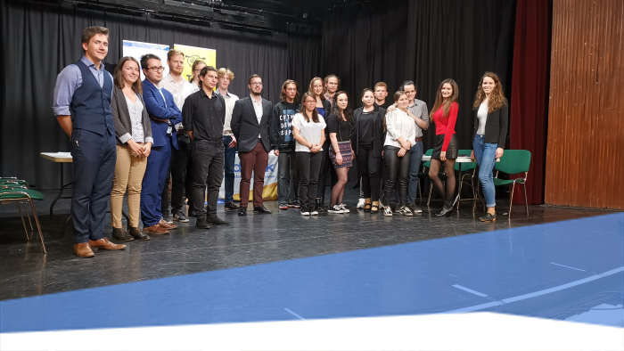Sikerrel zárult az Európai Ifjúsági Hét