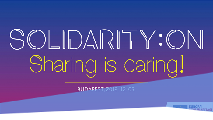 Solidarity: ON – Sharing is caring!