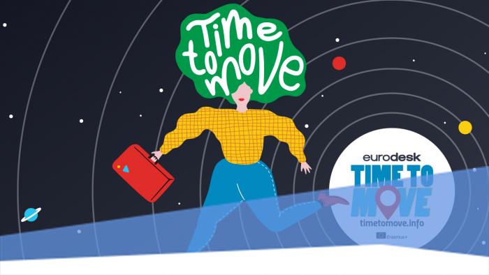 Tervezd meg a Time to Move idei pólóját!