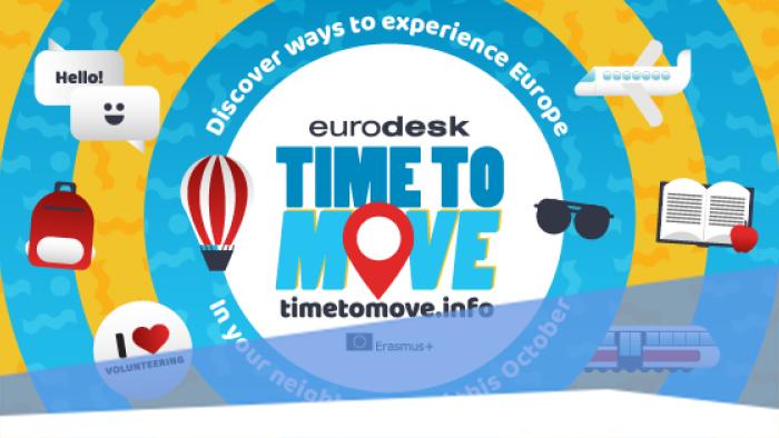 Time to Move: Fedezd fel velünk Európát 2017-ben is!