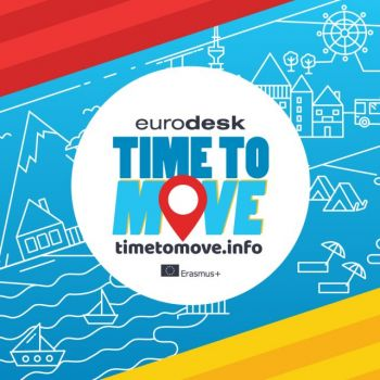 Time to Move: fedezd fel velünk Európát 2018-ban is! kampány borítóképe