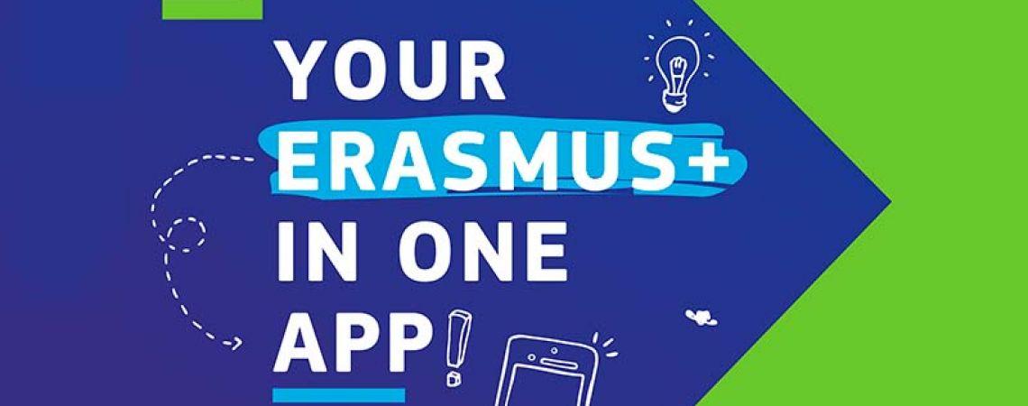 Új Erasmus+ applikáció indult