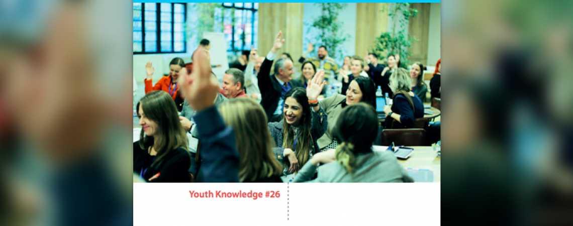 Új kiadvány jelent meg az ifjúsági szakemberek képzéséről