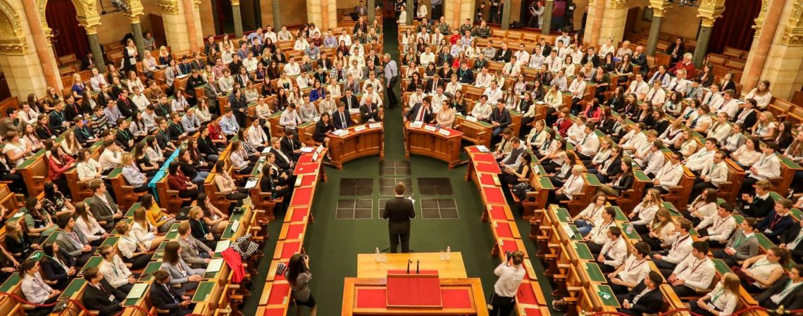 Van beleszólásod! – Interaktív nap a Parlamentben