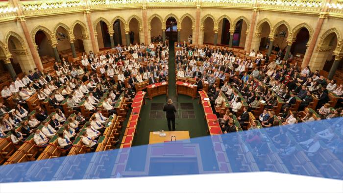Van beleszólásod! Parlamenti Ifjúsági Nap 2020